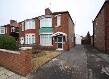 Thumbnail 3 bed semi-detached house for sale in 31 Chalford Oaks, Acklam, Middlesbrough, Cleveland