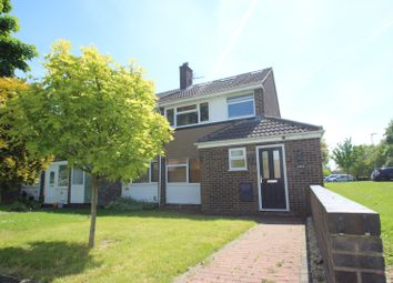 Thumbnail 1 bed semi-detached house to rent in Windermere Close, Cherry Hinton, Cambridge