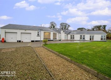 Thumbnail 6 bed detached bungalow for sale in Manse Road, Kircubbin, Newtownards, County Down