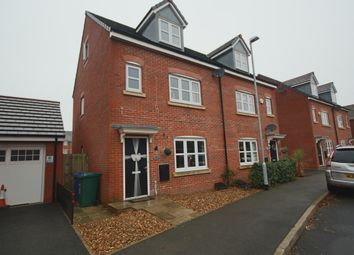 Thumbnail 4 bed semi-detached house for sale in Bryning Way, Buckshaw Village, Chorley
