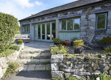 Thumbnail 3 bed barn conversion for sale in St. Mabyn, Bodmin