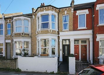 Thumbnail 3 bed terraced house for sale in Mellison Road, London