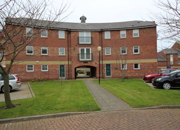 Thumbnail 2 bed flat to rent in Ensign House, Collingwood Court, Tynemouth