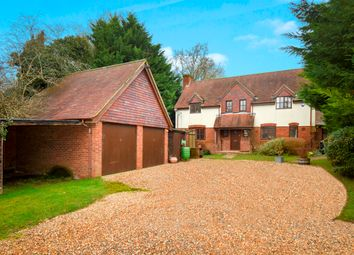 Deacons Lane, Hermitage, Thatcham RG18. 4 bed detached house for sale
