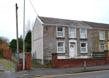 Thumbnail 2 bed end terrace house for sale in Sterry Road, Gowerton, Swansea