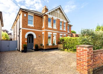 Thumbnail 4 bed semi-detached house for sale in St Lukes Road, Maidenhead, Berkshire