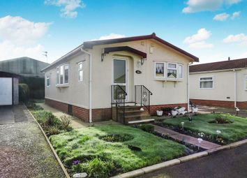 Thumbnail 2 bed mobile/park home for sale in Gorse Covert, Wincham, Northwich