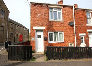 Thumbnail 2 bed end terrace house for sale in Plawsworth Road, Sacriston, Durham
