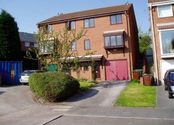 Thumbnail 4 bedroom property to rent in Muston Close, Nottingham