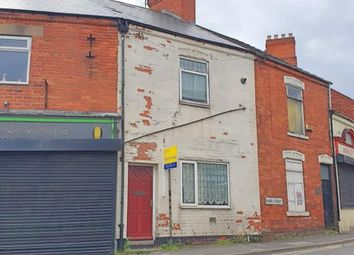 Thumbnail 2 bedroom terraced house for sale in Main Street, Shirebrook, Mansfield, Nottinghamshire
