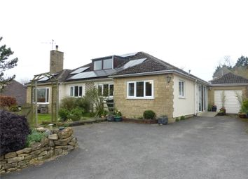Thumbnail 4 bed detached bungalow for sale in Cainscross Road, Stroud, Gloucestershire