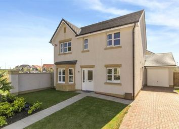 Thumbnail 4 bed detached house for sale in Church Avenue, Winchburgh, West Lothian