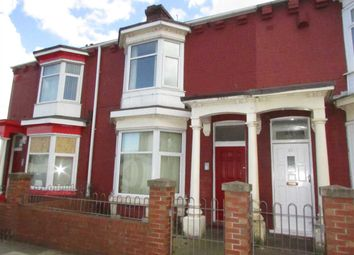 Thumbnail 1 bed flat to rent in Bolckow Road, Flat B, Grange Town, Middlesborough