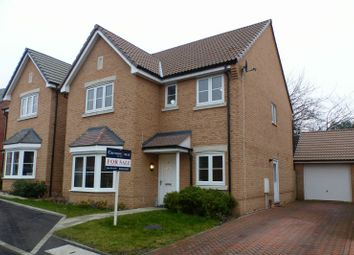 Thumbnail 4 bed detached house for sale in Red Kite Way, High Wycombe