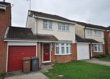 Thumbnail 3 bed detached house to rent in Hunters Way, Springfield, Chelmsford
