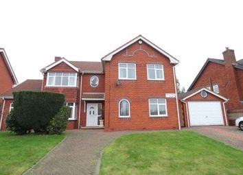 Thumbnail 4 bed detached house for sale in Westward View, Otterspool, Liverpool