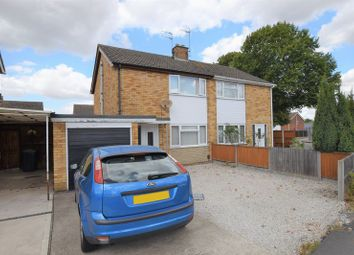 Thumbnail 3 bed semi-detached house for sale in Renfrew Road, Lincoln
