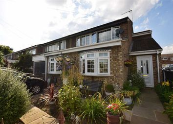 Thumbnail 3 bed semi-detached house for sale in Solway, East Tilbury, Essex