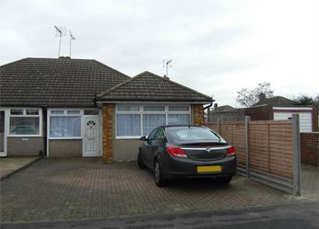 Thumbnail 3 bedroom semi-detached bungalow to rent in Winton Drive, Cheshunt, Waltham Cross, Hertfordshire