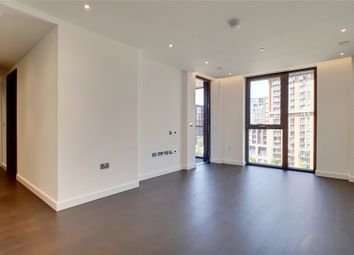 Thumbnail 2 bedroom flat for sale in Haines House, The Residence, Ponton Road, London