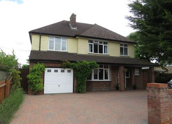 Thumbnail 5 bed detached house for sale in High Street, Warboys, Huntingdon