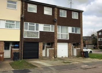 Thumbnail 3 bed terraced house for sale in Victoria Close, Stevenage, Hertfordshire, England