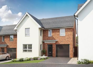 "Thumbnail 4 bed detached house for sale in ""Halton"" at Godwell Lane, Ivybridge"