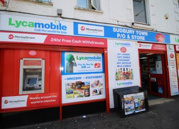 Thumbnail Commercial property for sale in Harrow Road, Wembley