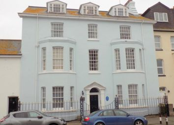 Thumbnail 1 bed flat for sale in Manchester Road, Exmouth, Devon