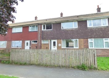 Thumbnail 3 bed town house for sale in Byron Close, Knottingley