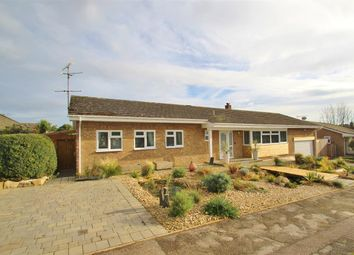 Thumbnail 4 bed bungalow for sale in Old Barn Close, Gawcott, Buckingham