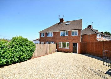 Thumbnail 4 bed semi-detached house for sale in Thirlmere Avenue, Tilehurst, Reading