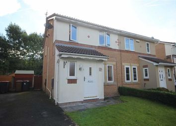 Thumbnail 3 bed semi-detached house for sale in Woodpecker Place, Ellenbrook, Worsley