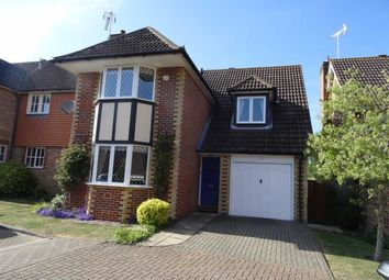 Thumbnail 3 bed detached house to rent in Winnipeg Drive, Green Street Green, Orpington
