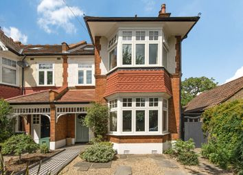 Thumbnail 5 bed semi-detached house for sale in Manor Gardens, London