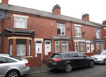 Thumbnail 3 bed property to rent in Lawton Street, Crewe