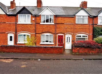 Thumbnail 3 bed terraced house for sale in Jellicoe Street, Mansfield