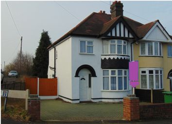 Thumbnail 3 bed semi-detached house for sale in Mill Street, Brierley Hill