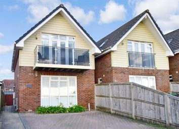 Worsley Road, Newport, Isle Of Wight PO30. 3 bed detached house for sale
