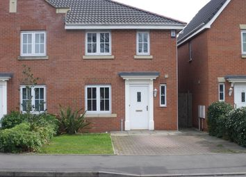 Thumbnail 3 bed end terrace house for sale in Kendrick Avenue, Shard End, Birmingham
