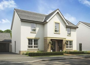 "Thumbnail 4 bedroom detached house for sale in ""Glenbervie"" at Frogston Road East, Edinburgh"