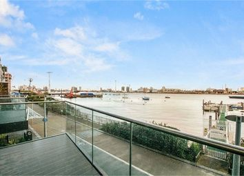 Thumbnail 3 bedroom flat to rent in Olympian Way, Greenwich, London