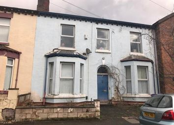 Thumbnail 9 bed terraced house for sale in 25 Sefton Road, Walton, Liverpool