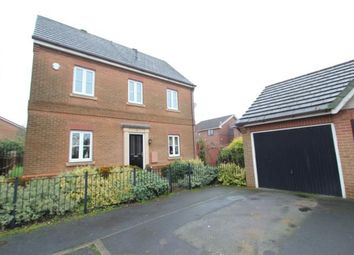 Thumbnail 3 bed detached house for sale in Waters Edge, Ashton-Under-Lyne, Greater Manchester
