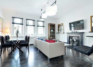 Thumbnail 3 bed flat to rent in Sumner Place, South Kensington, London