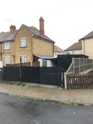 Thumbnail Land for sale in Land Adjacent 52 Gwyn Road, Ramsgate, Kent