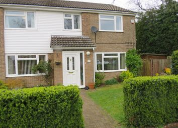 Thumbnail 5 bedroom end terrace house for sale in Stapleford Close, Romsey