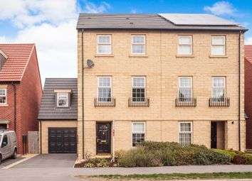 Thumbnail 4 bed semi-detached house for sale in Turnberry Avenue, Ackworth, Pontefract