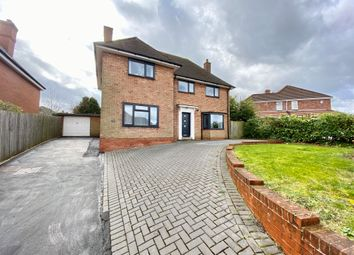 Thumbnail 4 bed detached house for sale in Hobs Meadow, Solihull