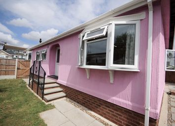 Thumbnail 2 bedroom mobile/park home for sale in East Beach Park, Shoeburyness